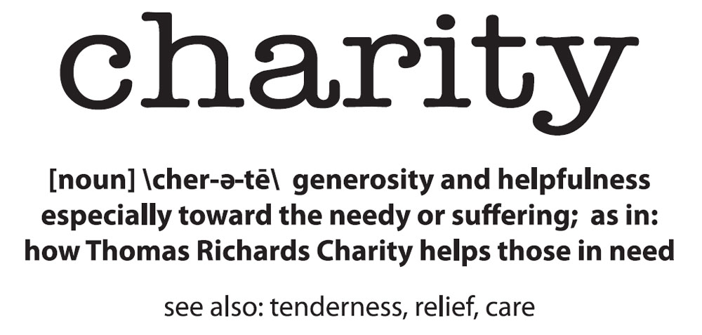 Definition of Charity